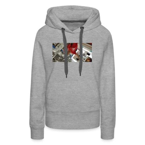 Vlog shirt - Women's Premium Hoodie
