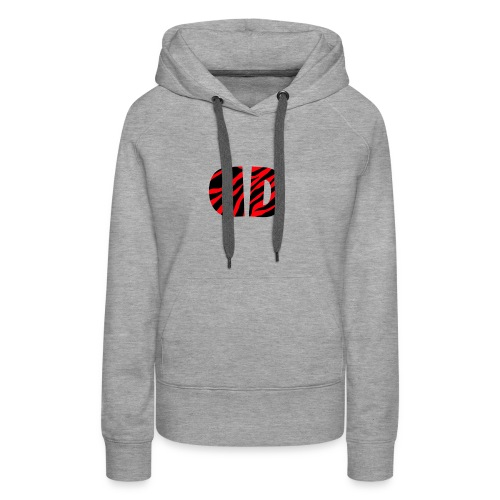 Dusk official logo merch!! - Women's Premium Hoodie