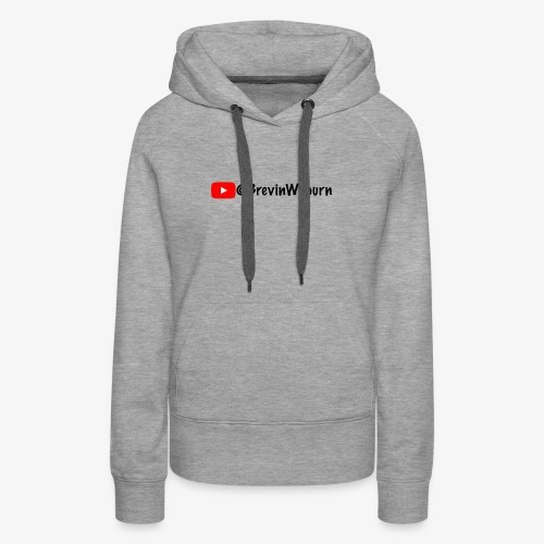 Brevin Youtube Merch - Women's Premium Hoodie
