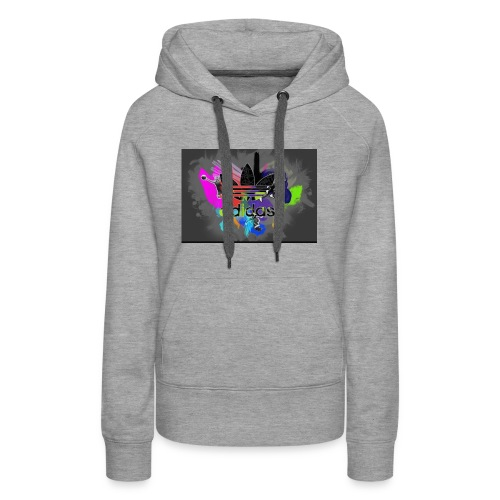 SyndicateProducts_Adidas - Women's Premium Hoodie