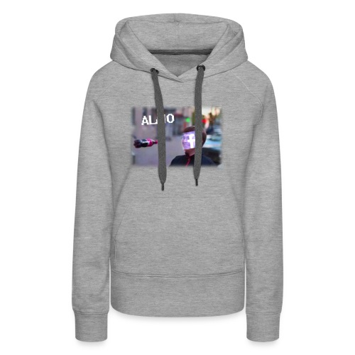 COVER PHOTO - Women's Premium Hoodie
