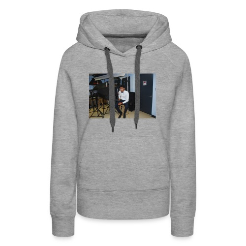 The Dress Down - Women's Premium Hoodie