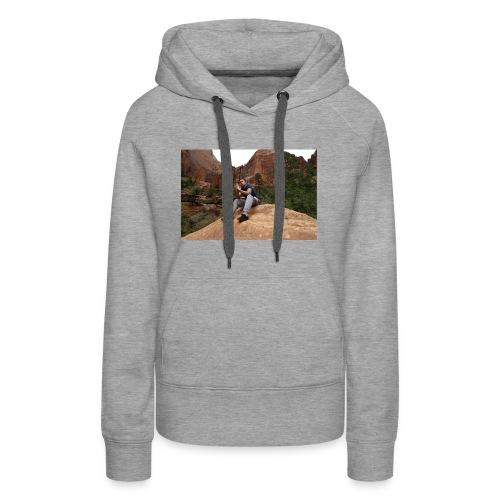 Nini Zions park collection - Women's Premium Hoodie