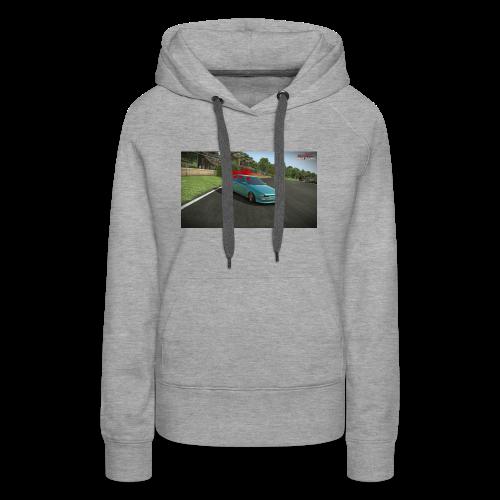 AE86 Drifting. - Women's Premium Hoodie