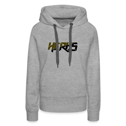 HerKs Military Text - Women's Premium Hoodie