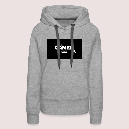 GAMER - Women's Premium Hoodie