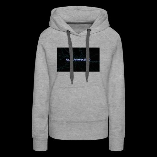 BlackHammer1890 - Women's Premium Hoodie