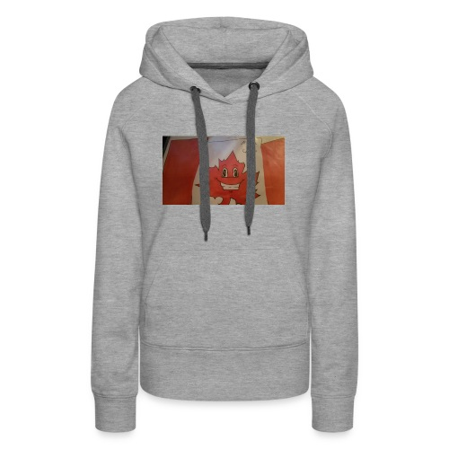 New Logo is now on shirts - Women's Premium Hoodie