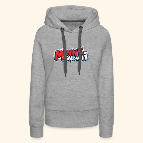 MinneSnowii Official Logo1 Web - Women's Premium Hoodie