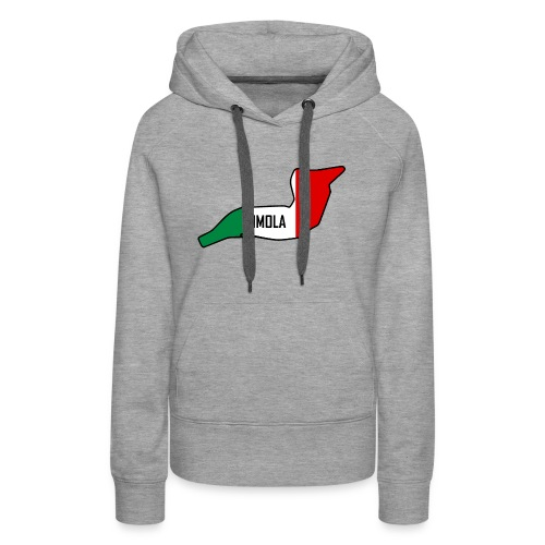 Imola Circuit - Women's Premium Hoodie