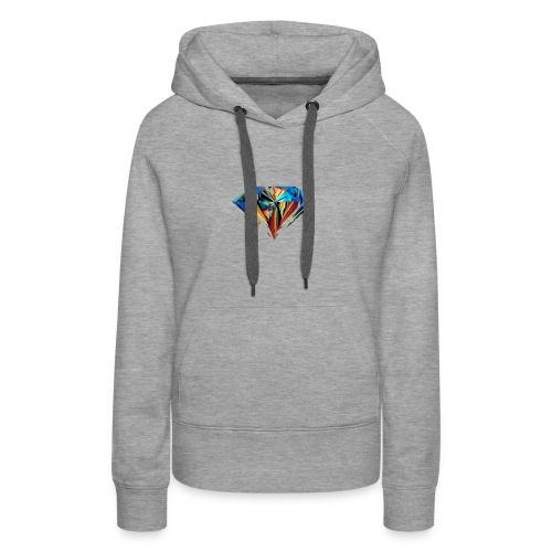 The Diamond - Women's Premium Hoodie