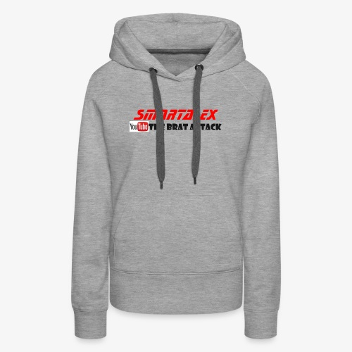 merch smart alex - Women's Premium Hoodie