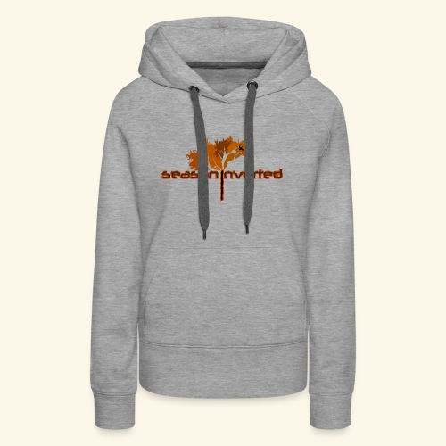 season inverted tree - Women's Premium Hoodie