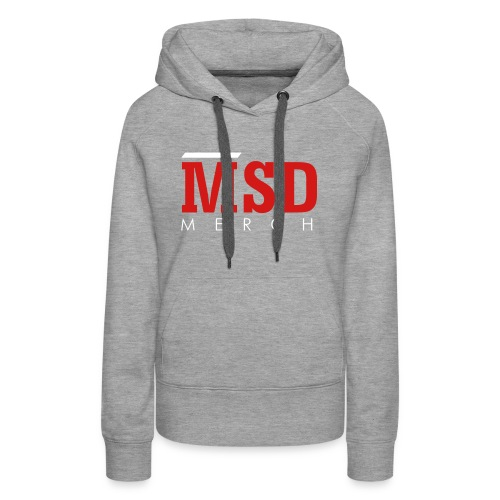 MSD Merch - Women's Premium Hoodie