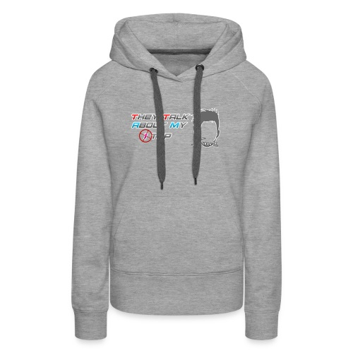 ScreaM - They Talk About My 1Tap - Women's Premium Hoodie