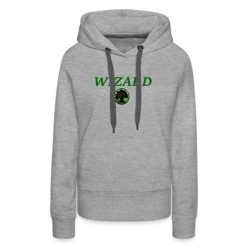 Forest Wizard - Women's Premium Hoodie
