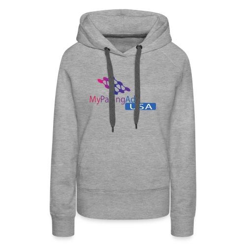 MPA_USA - Women's Premium Hoodie