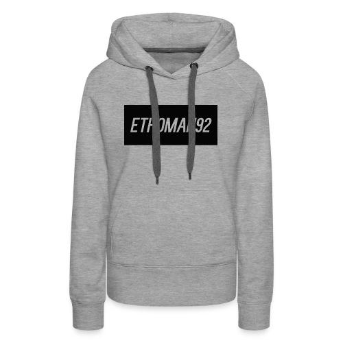Ethoman92 Shirt Design - Women's Premium Hoodie