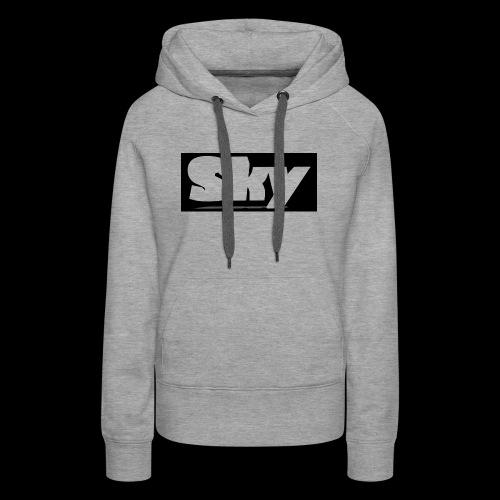 Sky's Official Shirt - Women's Premium Hoodie