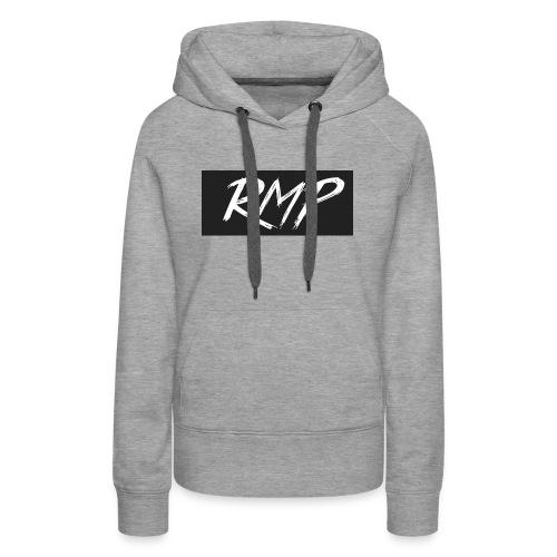 New Gray Logo RMP - Women's Premium Hoodie