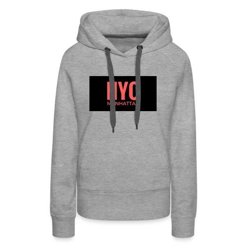 NYC Fan Love - Women's Premium Hoodie