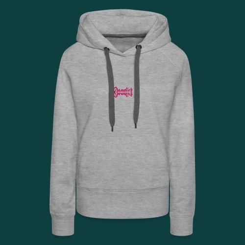 GRANDO - Women's Premium Hoodie