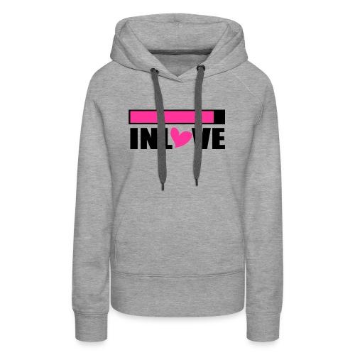 Inlove - Women's Premium Hoodie