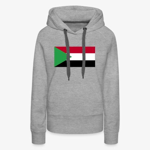 Sudan flag - Women's Premium Hoodie