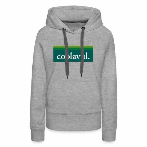 The original coolavul shirt. - Women's Premium Hoodie
