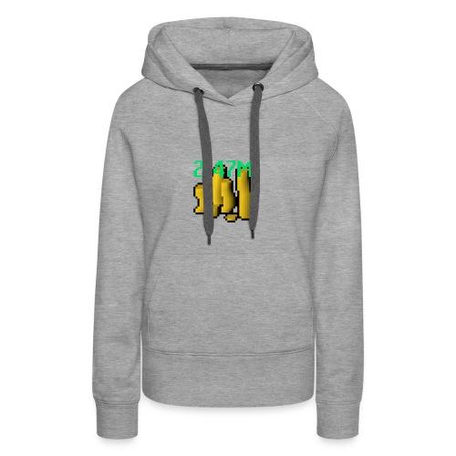 Max Stack - Women's Premium Hoodie