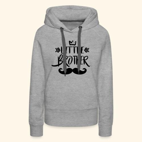 little brother - Women's Premium Hoodie