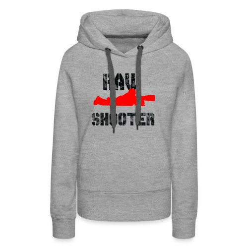 Raw Shooter - Women's Premium Hoodie