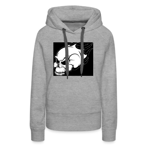 skelebonegaming merch - Women's Premium Hoodie