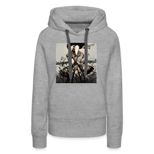 AFRO BUNNY collection - Women's Premium Hoodie