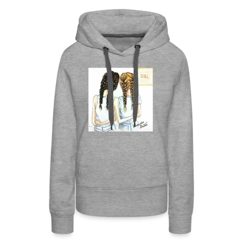 Braid bff's - Women's Premium Hoodie