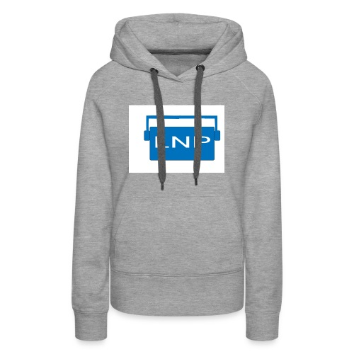 Leaf Nation Podcast - Women's Premium Hoodie