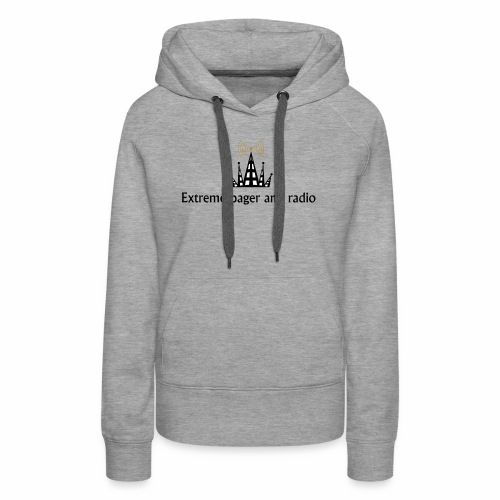 extreme pager and radio - Women's Premium Hoodie