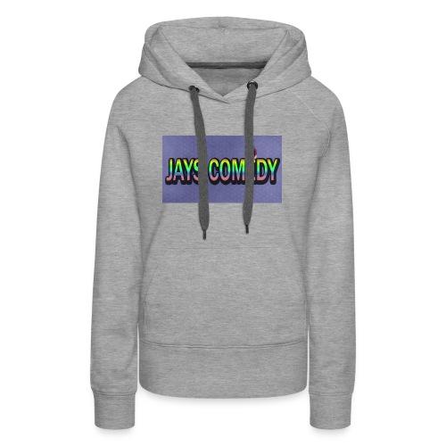 jayscomedy - Women's Premium Hoodie