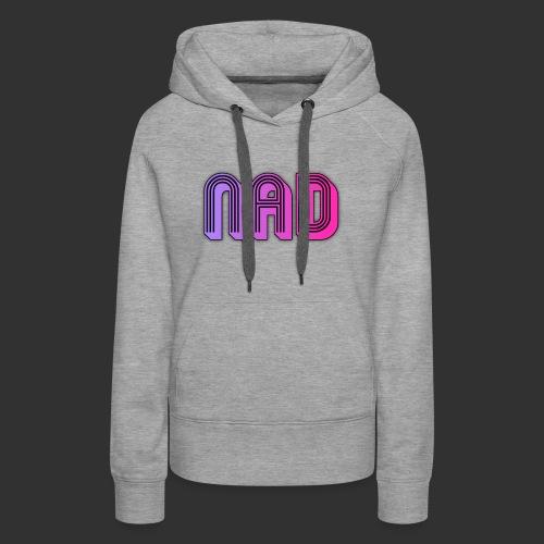 NAD TV Logo - Women's Premium Hoodie