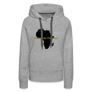 Wakanda Forever - Women's Premium Hoodie