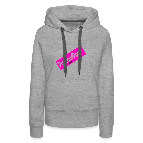 Parkourpug Game MERCHH - Women's Premium Hoodie