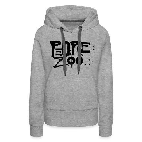 People Zoo Design 1 - Women's Premium Hoodie