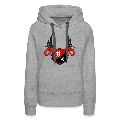 deathsavior_logo - Women's Premium Hoodie