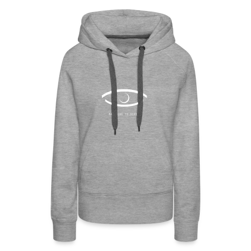 MARCHING TO SIRENS EYE - Women's Premium Hoodie
