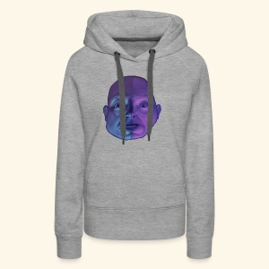 The fear that creeps in the night - Women's Premium Hoodie