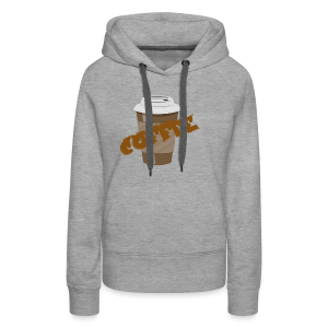Coffee Official - Women's Premium Hoodie