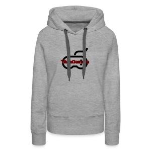 TitanGamers Logo - Women's Premium Hoodie