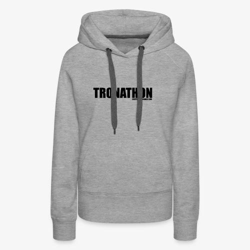 Tronathon CW - Women's Premium Hoodie