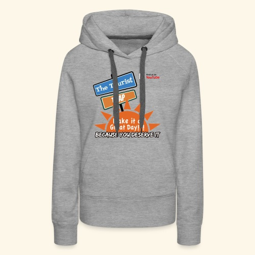 Make it a Great Day - Women's Premium Hoodie