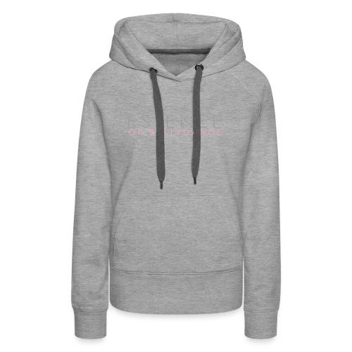 Essence of Bellydance - Women's Premium Hoodie